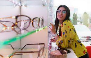 Eye Glasses Glasses Girl Shop Vision